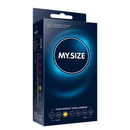 MY.SIZE 53 mm 10pcs-My.Size