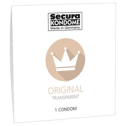 Secura Original Condom - 1 Condom-Secura Kondome