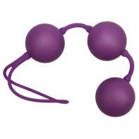 Velvet Balls Purple-You2Toys