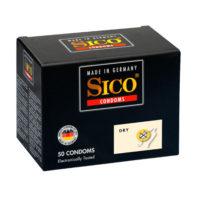 Sico Dry - 50 Condoms-Sico