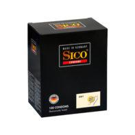 Sico Dry - 100 Condoms-Sico