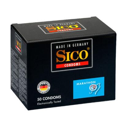 Sico Marathon - 50 Condoms-Sico
