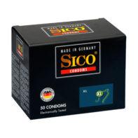 Sico XL - 50 Condoms-Sico
