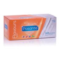 Pasante Flavours condoms 144pcs-Pasante