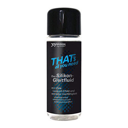 That's All You Need Silicone Lubricant - 100 ml-Joydivision