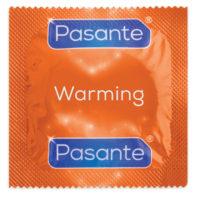 Pasante Warming condoms 144pcs-Pasante