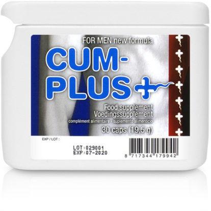 Cum Plus - 30 capsules-Cobeco Pharma