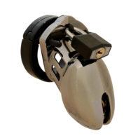 CB-6000S Chastity Cage - Chrome - 35 mm-CB-X