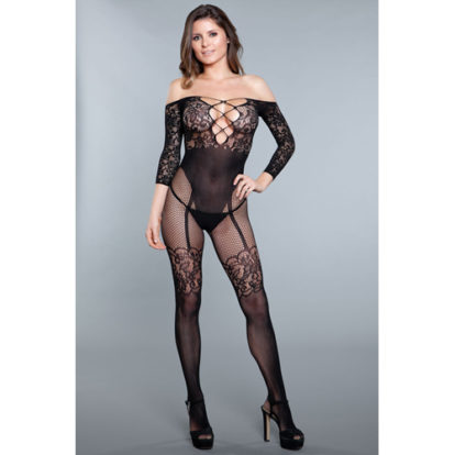 Pillow Talk Bodystocking-Be Wicked