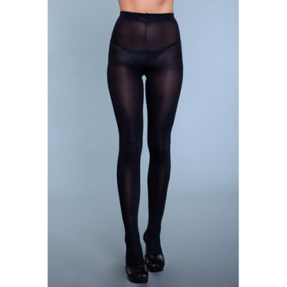 Perfect Nylon Pantyhose - Black-Be Wicked