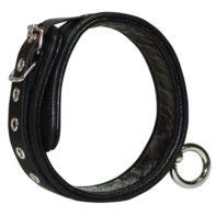 Leather Neckcuff S-L-Zado