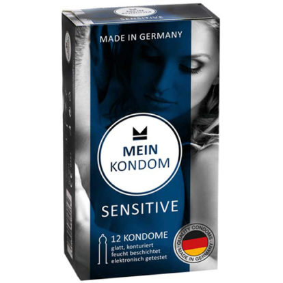 Mein Kondom Sensitive - 12 Condoms-MEIN KONDOM