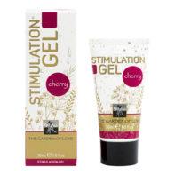 Shiatsu Stimulation Gel - Cherry-Shiatsu