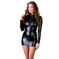 Mini Dress Zip-Cottelli Collection