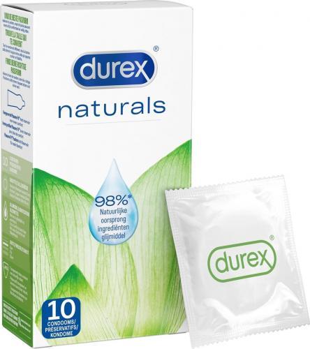 Durex Condoms Natural - 10 pcs-Durex