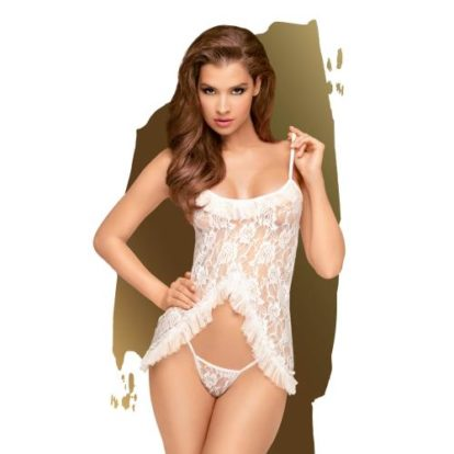 Penthouse Lingerie - Flawless Love Babydoll-Penthouse