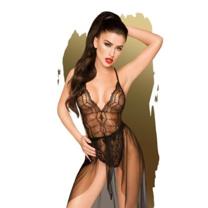 Penthouse Lingerie - Best Foreplay 2 piece set-Penthouse