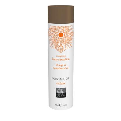 Massage Oil Extase - Orange & Sandalwood-Shiatsu