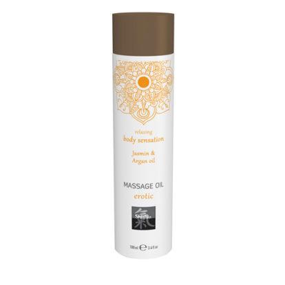 Massage Oil Erotic - Jasmin & Argan Oil-Shiatsu
