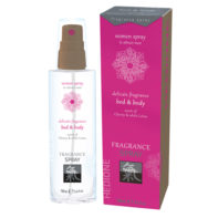 Pheromone Bed & Body Fragrance For Women - Cherry & White Lotus-Shiatsu