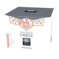 Massage Candle - Sandalwood-Shiatsu