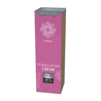 Stimulation Cream-Shiatsu