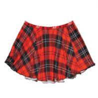 Lit Af Pleated Skirt-Vibes