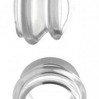 Clear Plungers Nipple Suckers - Large-Master Series