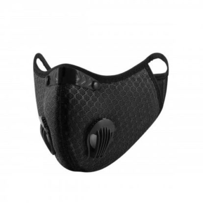 Quarantined Face Mask With Filter-Master Series