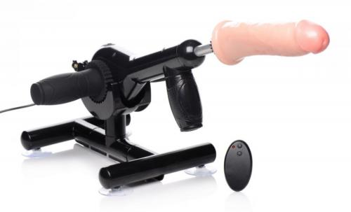 Pro-Bang Sex Machine With Remote Control-Lovebotz