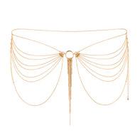 Magnifique Waist Chain - Gold-Bijoux Indiscrets