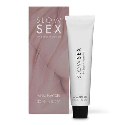 Anal Play Gel - 30 ml-Slow Sex
