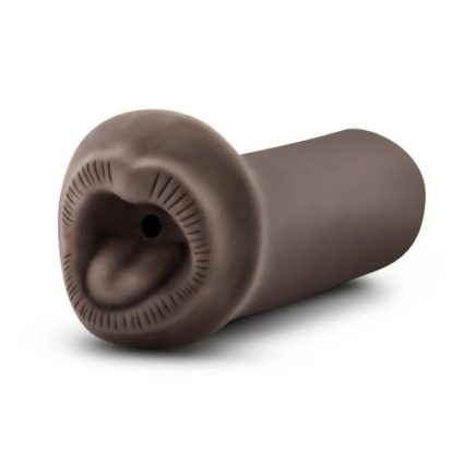Hot Chocolate - Naughty Nicole Masturbator - Mouth-Hot Chocolate
