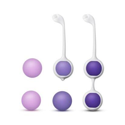 Wellness - Kegel Training Kit - Purple-Wellness
