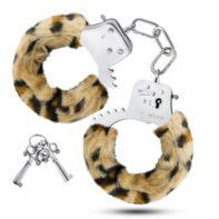 Temptasia - Cuffs - Leopard-Temptasia