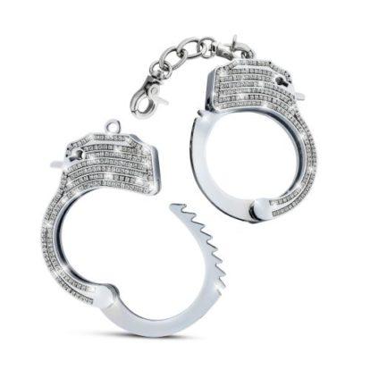 Temptasia - Bling Cuffs - Silver-Temptasia