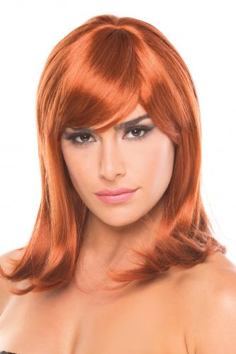 Doll Wig - Auburn-Be Wicked Wigs