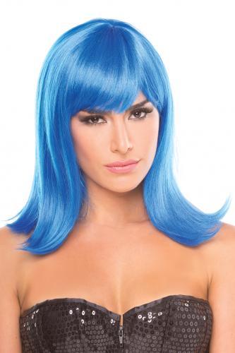 Doll Wig - Purple-Be Wicked Wigs