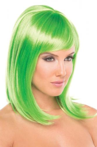 Doll Wig - Green-Be Wicked Wigs