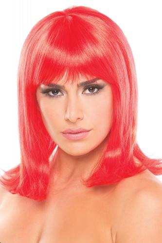 Doll Wig - Red-Be Wicked Wigs