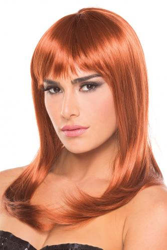 Hollywood Wig - Auburn-Be Wicked Wigs