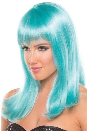 Hollywood Wig - Aqua-Be Wicked Wigs