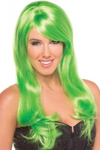 Burlesque Wig - Green-Be Wicked Wigs