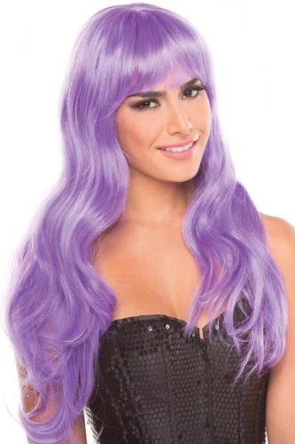 Burlesque Wig - Light Purple-Be Wicked Wigs