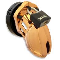 CB-6000S Gold Chastity Cage-CB-X
