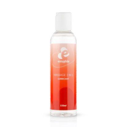 EasyGlide - 2 in 1 Water-Based Massage Lubricant - 150 ml-EasyGlide