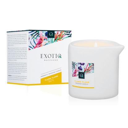 Exotiq Massage Candle Ylang Ylang - 200g-Exotiq