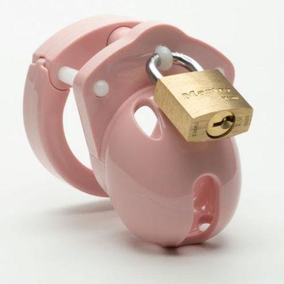 CB-X - Mini Me Chastity Cage - Pink-CB-X