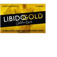 Libido Gold Golden Erect-Morningstar
