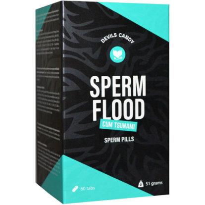 Devils Candy Sperm Flood-Morningstar